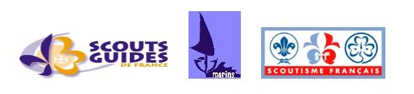 LOGO scouts Marins