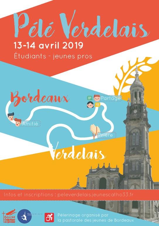 Affiche pélé Verdelais 2019