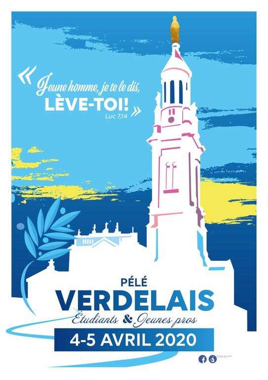 Affiche pélé Verdelais 2020