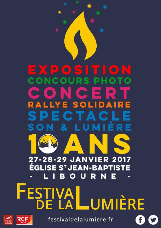 Festival de la lumière 2017
