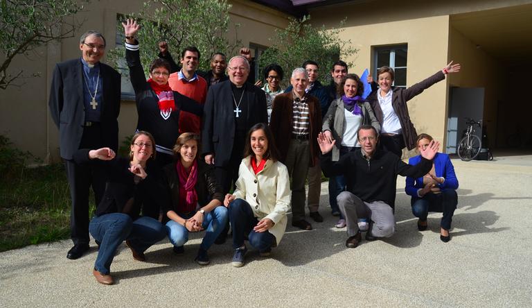Conseil Pastoral Jeunes 2012-2013