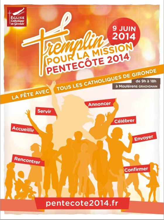 Pentecote recto